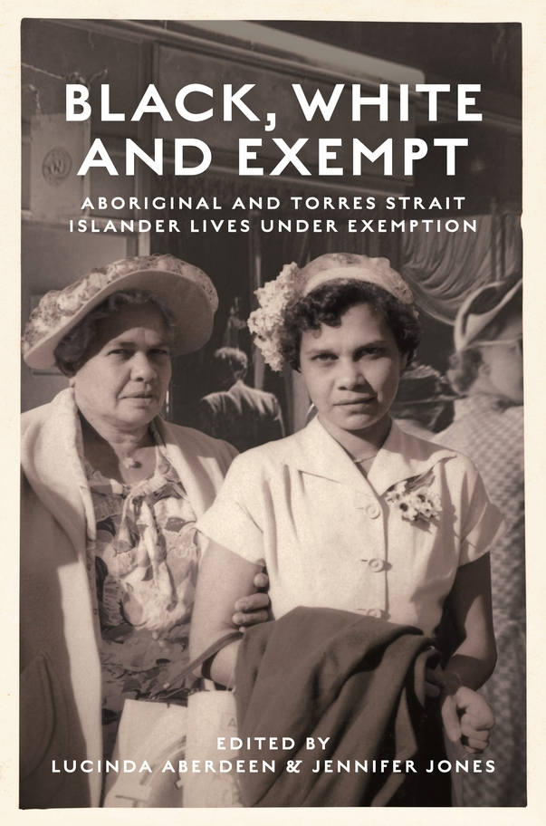 Black, White and Exempt book cover