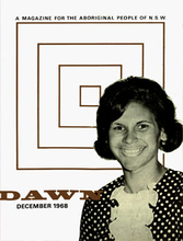 Dawn Magazine, Volume #17, Issue #12. 1968.