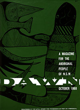 Dawn Magazine, Volume #17, Issue #10. 1968.